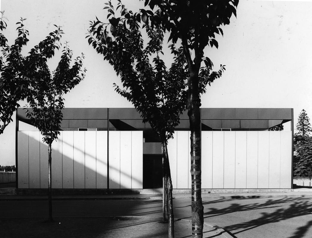 © Fonds Pierre Pinsard. SIAF/Cité de l'architecture & du patrimoine/Archives d'architecture du XXe siècle
